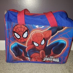 Other - Spiderman kid's duffel bag